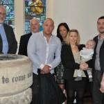 Kane Michael Brunger Baptised 18 November 2012