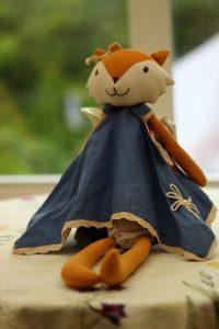Bonikka Fox Doll